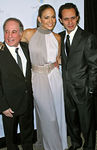 Paul Simon, Jennifer Lopez, Marc Anthony at the 20th Anniversary Children's Health Fund Gala Dinner at the New York Hilton in New York City.  <center>New York, NY May 30, 2007 Photo by ©Steve Mack/Manhattan Society