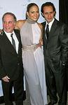 Paul Simon, Jennifer Lopez, Marc Anthony at the 20th Anniversary Children's Health Fund Gala Dinner at the New York Hilton in New York City.  <center>New York, NY May 30, 2007 Photo by ©Steve Mack/Manhattan Society
