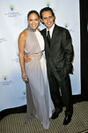 Jennifer Lopez, Marc Anthony at the 20th Anniversary Children's Health Fund Gala Dinner at the New York Hilton in New York City.  <center>New York, NY May 30, 2007 Photo by ©Steve Mack/Manhattan Society