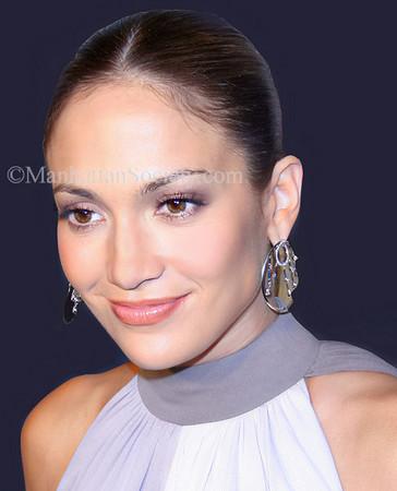 Jennifer Lopez, at the 20th Anniversary Children's Health Fund Gala Dinner at the New York Hilton in New York City.  <center>New York, NY May 30, 2007 Photo by ©Steve Mack/Manhattan Society