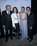 Irwin Redlener, Karen Redlener, Jennifer Lopez, Marc Anthony at the 20th Anniversary Children's Health Fund Gala Dinner at the New York Hilton in New York City.  <center>New York, NY May 30, 2007 Photo by ©Steve Mack/Manhattan Society