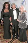 Oprah Winfrey, Elie Wiesel, Marion Wiesel at The Elie Wiesel Foundation for Humanity's Gala, honoring Oprah Winfrey with their Humanitarian Award
