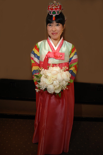 The Wedding of Helena Kim to David Steiner