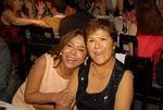 Miryam Villalobos and her mom.