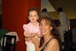 Caroline and Ariel, Dorit's little cutie
