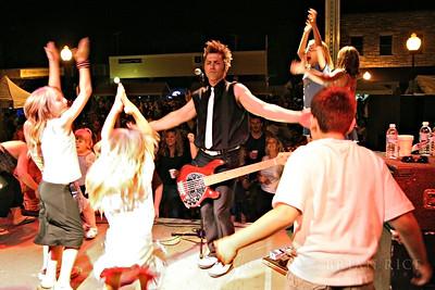 The ZEROS! at Lenexa, Kansas 100th Birthday, May 2007