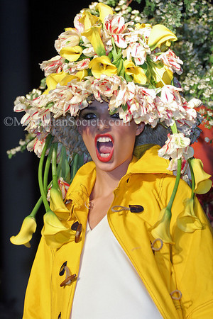 VCNY'S 6th Annual Tulips & Pansies: The Headdress Affair