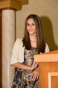 Megan Menashe Bat Mitzvah
