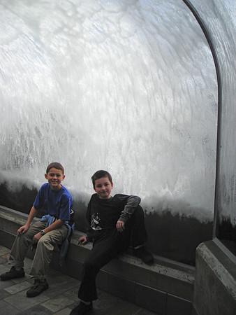 Monterey Acquarium 2007