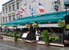 Restaurant on Place Jacques-Cartier, in Old Town Montreal.