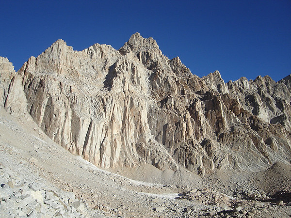 MOUNT WHITNEY: AUGUST 11-12, 2007
