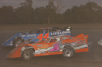1 Bobby Kitchen and 44 Earl Pearson, Jr.