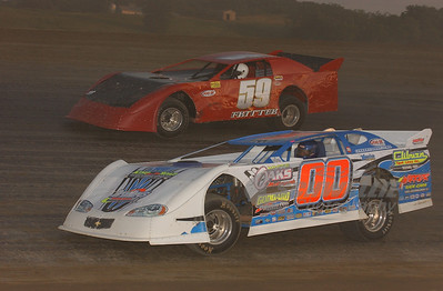 00 Freddy Smith and 59 Tracy Fritter