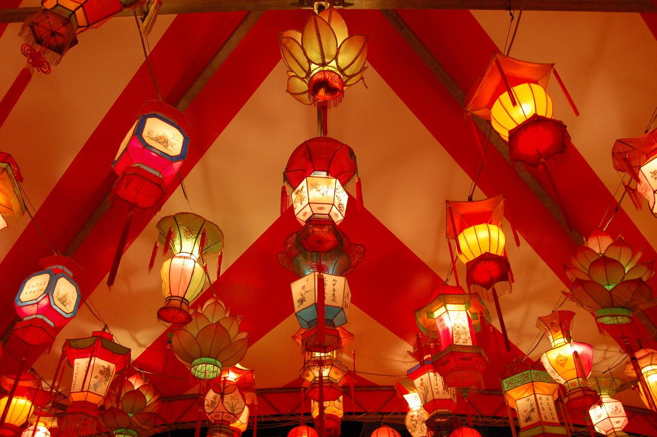 Yet more lanterns