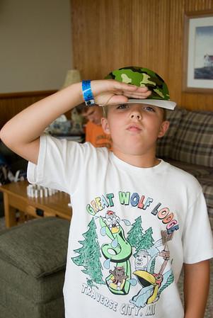 Nate's 8th Birthday