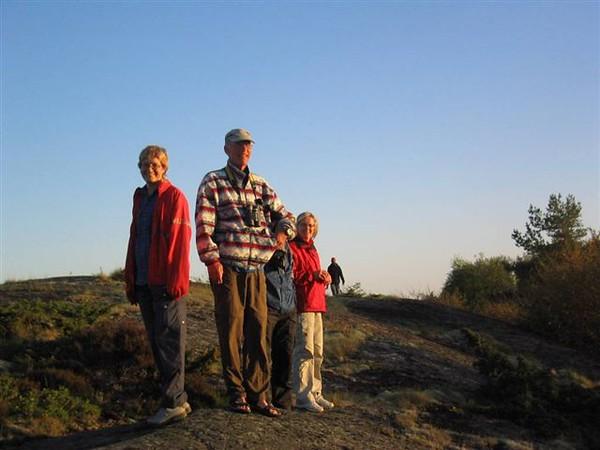 Kerstin, Sven och Agneta