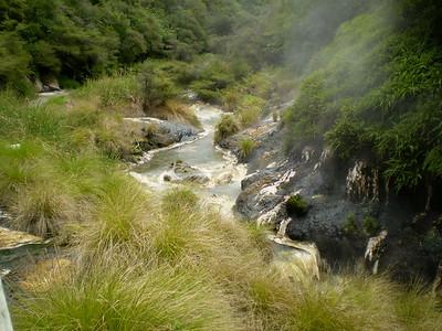 Rotorua volcanic park - Will Howarth
