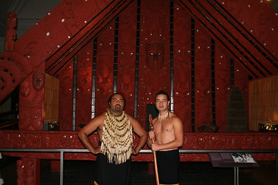 New Zealand,North&South Islands, Maori Exhibit, Memorial Museum, Auckland - Marian MacFarlane (85)
