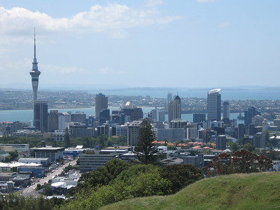 Auckland View - Leslie Rowley