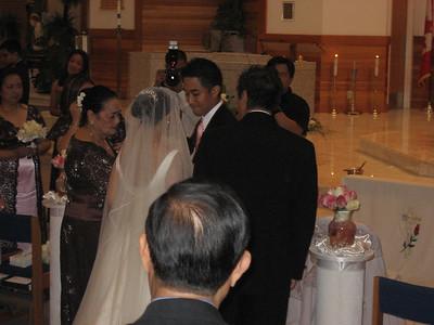 Norman & Rosalyn's Wedding