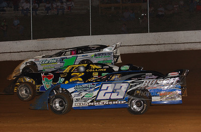 23 John Blankenship, 3 Mike Collins and T1 Todd Morrow