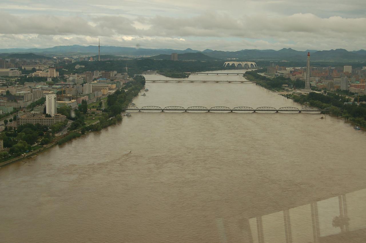 River (flooded)