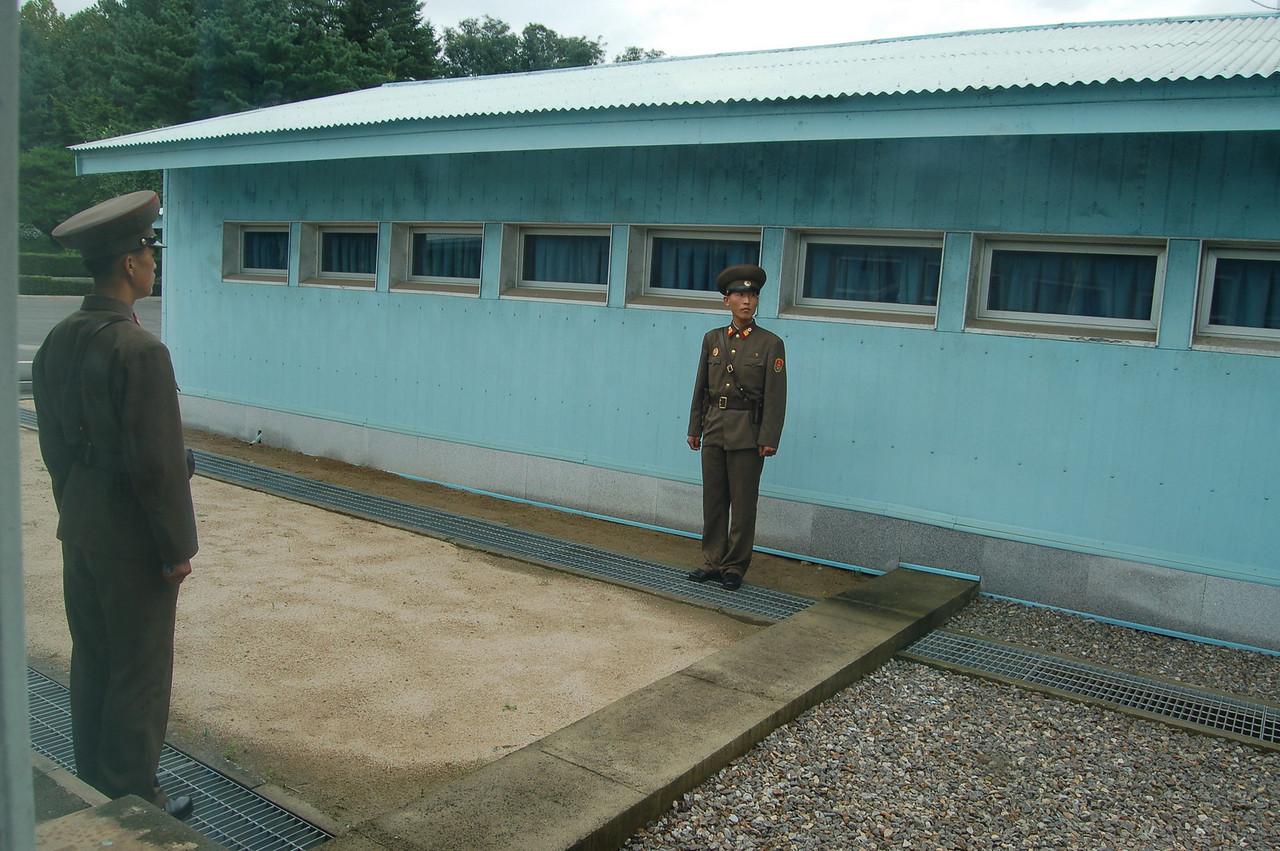 The concrete line