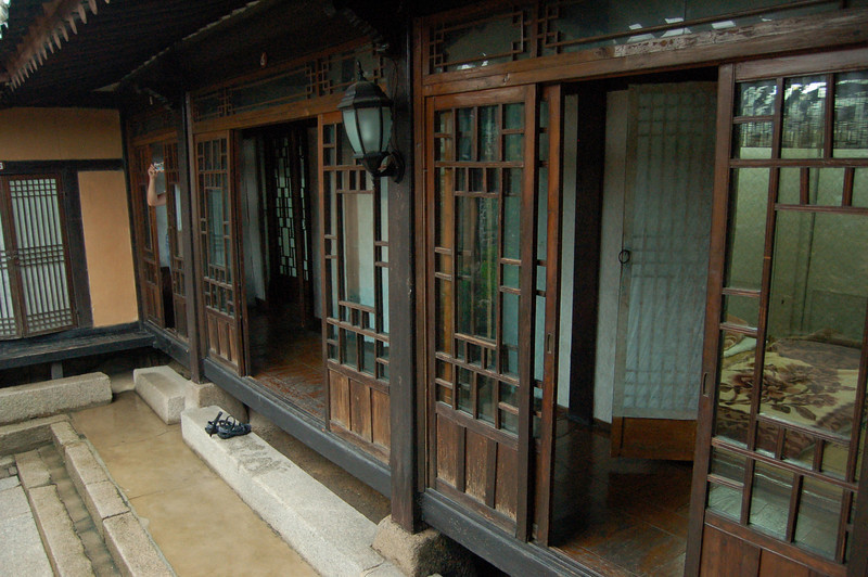 Kaesong hotel
