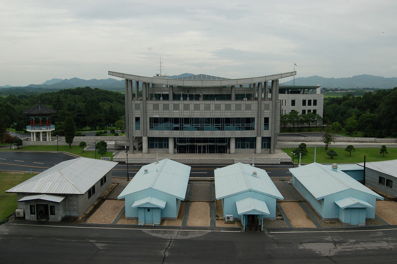 DMZ from above