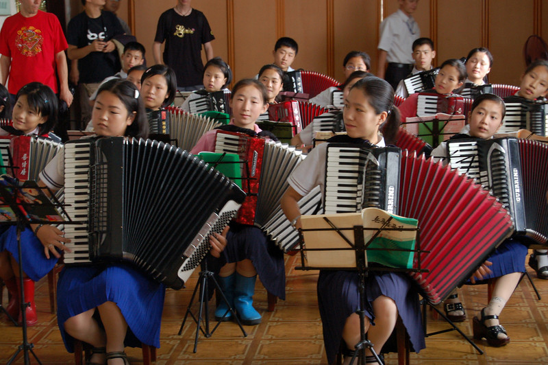 Palace of the Children - Accordions