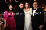 Susan Shin, Gustavo Arango, Christine Cachot and Jorge Maumer