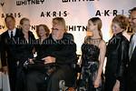 Don Gummer, Meryl Streep, Leslie Close, Georgia Close, Chuck Close, Kyra Sedgwick, Melva Bucksbaum & Adam Weinberg