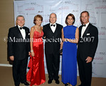 Hon. John Lehman, Vicki LeVine, HSH Prince Albert II of Monaco, TRH The Princess of Hanover & Christopher Le Vine
