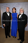 Prince Albert of Monaco, TRH Caroline The Princess of Hanover & George Lucas