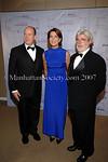 Prince Albert of Monaco, TRH Caroline The Princess of Hanover & George Lucas