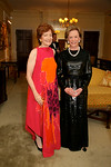 Lynne Rutkin, deputy director for External Affairs with Anne Marion at The Frick Collection Autumn Dinner, 2007 - Honoring Anne and John Marion