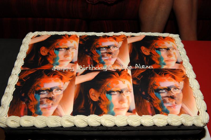 Caroline Alexa McBride's Birthday Party at Lollipop on the Upper East Side