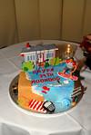 Moondog's Birthday Cake