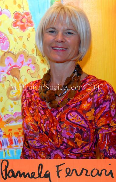 Pamela Ferrari