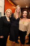 Francine LeFrak, Alexandra Reeve & Joan Collins