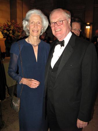Mary and Howard Phipps