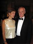 Sarah Haley & Senator Bob Kerrey