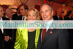 Liz Smith & Mayor Michael Bloomberg