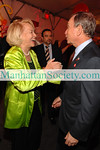 Liz Smith & Mayor Michael Bloomberg