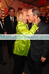 Mayor Michael Bloomberg & Liz Smith