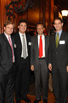 Miguel Monnichmeyer (HSBC Private Bank, Relationship Manager), Jose Luis Guerrero (HSBC Private Bank, Head of Emerging Market)   Eduardo Ramos-Gomez (President of The United States-Mexico Chamber of Commerce Northeast Chapter)   & Mason C. Salit (HSBC Private Bank, Head of International Private Bank NY)