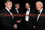 NJPAC 10th Anniversary Honorees: Raymond G. Chambers, Arthur F. Ryan & Dr. P. Roy Vagelos with Honorary Gala Chair: Governor Thomas H. Kean
