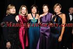 Patricia Chambers; Ruth Lipper President of the NJPAC Women's Association, Judy Bedol, Sheila Klehm, Nancy Taylor