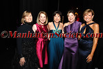 Patricia Chambers; Ruth Lipper (President of the NJPAC Women's Association), Judy Bedol, Sheila Klehm, Nancy Taylor