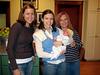 Jill, Kristen, Ruth & Kristen's mom